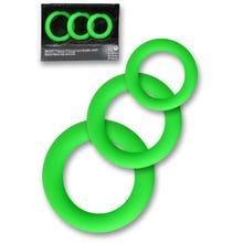 ERECTION COMMANDER Cockring-Set green