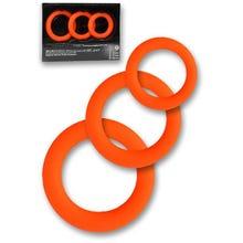 ERECTION COMMANDER Cockring-Set orange