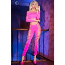 Chilirose Set Top + Leggings pink Gr.S/M 36-38