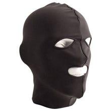 HardcoreDeLuxe LYCRA Maske Augen / Mund offen Gr.S-L