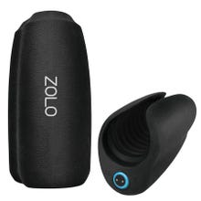 ZOLO Vibrating Cockpit Masturbator - Akku Power