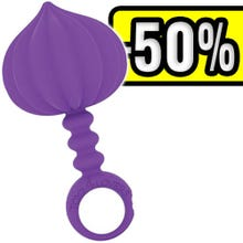 12,6 x 6,5 cm Buttplug MATRIOSKA Grand Duke Vlady purple SUPERSALE