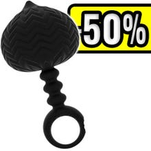11,6 x 6 cm Buttplug MATRIOSKA Prince of Kiev black SUPERSALE