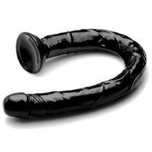 51 x 3,9 cm Dildo / Plug - Hosed Realistic Anal Snake black