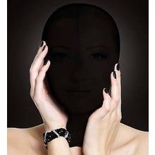 OUCH Subjugation Mask - geschlossen - black