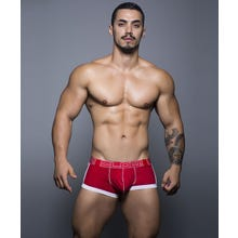 Andrew Christian - BLOW! Tagless Cotton Stretch Boxer red