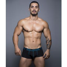 Andrew Christian - BLOW! Tagless Cotton Stretch Boxer black