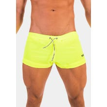 Barcode Short Nolan neongreen|SUPERSALE