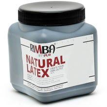 Rimba - Let´s Play - Natural Latex 500ml black