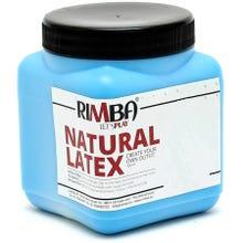 Rimba - Flüssiger Natural Latex 500ml blue