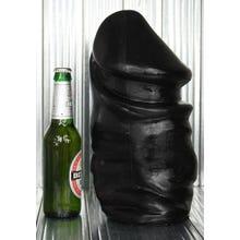 32 x 16 cm FAT TONY Monsterdildo Brutus black