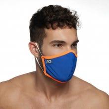 Addicted AC106 Spieder Mask royal blue Gr.OS