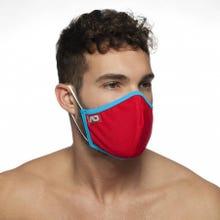 Addicted AC106 Spieder Mask red Gr.OS