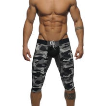 ADDICTED AD235 Fetish Knee Lenght Pant Camouflage