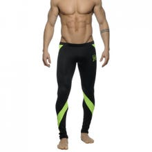 ADDICTED SPORTSWEAR AD427 Its Passion Tights Running Pants black | SUPERSALE