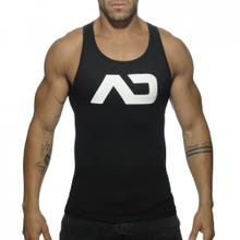 ADDICTED AD457 Basic Tank Top black