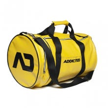 ADDICTED AD794 Gym Round Bag yellow