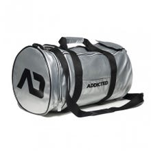 ADDICTED AD794 Gym Round Bag silver