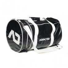 ADDICTED AD794 Gym Round Bag black