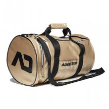ADDICTED AD794 Gym Round Bag gold
