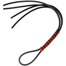 Strict Leather - Heavy Duty Silicone Flogger - Peitsche