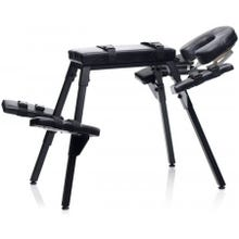 Master Series - Obedience Extreme Sex Bench with Restraint Straps