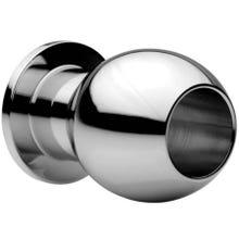 6,6 x 4,4 cm MASTER SERIES - Abyss Hollow Tunnelplug medium