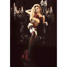 Ballerina Art. 187 Halterlose Strümpfe 20den/60den schwarz