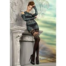 Ballerina Art. 221 Halterlose Strümpfe 20den/60den schwarz