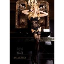 Ballerina Art. 260 Halterlose Strümpfe 20den schwarz