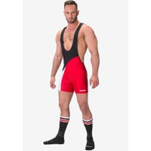Barcode Singlet Luckenwalde black-white-red