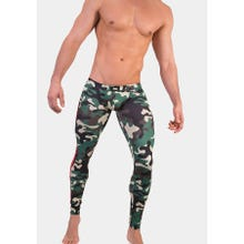 Barcode Stanley Long Tight camouflage
