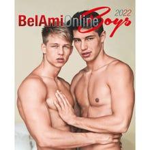 Bel Ami Online Boys 2022 Kalender