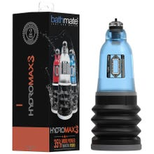 Penispumpe - BATHMATE HydroMax3 blau