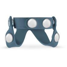 Boners - V-Shape Hodentrenner Silikon grau