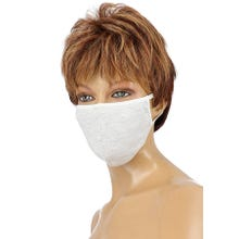 Passion Cotton Cover Mask heather grey