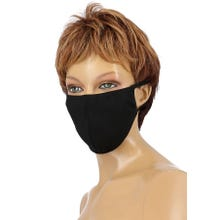 Community-Maske - Passion Cotton Cover Mask black SUPERSALE