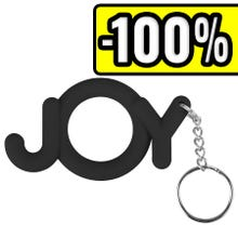 Shots Toys Cockring JOY black