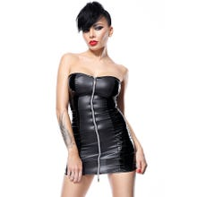 demoniq Hard Candy Minikleid Greta schwarz