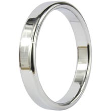 Chrome Band Cockring 4,4 cm