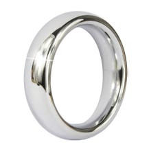 Cockstar Wide Chrome Donut Cockring 5,1 cm