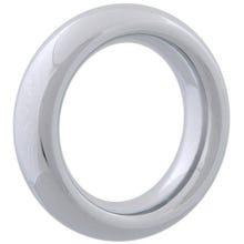 Cockstar Donut-Cockring 38 mm silver