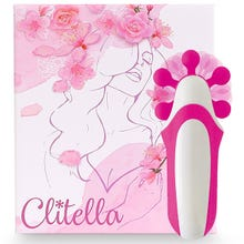 FeelzToys - Clitella Oral Clitoral Stimulator pink