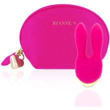11 x 5 cm RIANNE S - Essentials - Bunny Bliss pink - Akku Power | SUPERSALE