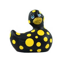 I RUB MY DUCKIE 2.0 - HAPPINESS (BLACK & YELLOW)