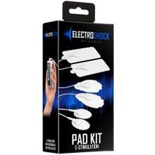 Electroshock Pad Kit white