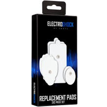 Electroshock Ersatz Pads white