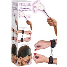 Fetish Fantasy - Sensual Seduction Kit