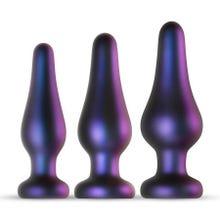 Hueman - Comets - Analplug Set lila