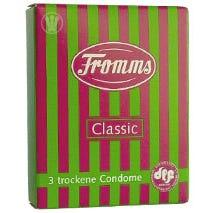 Fromms Classic Kondome 3 Stk.